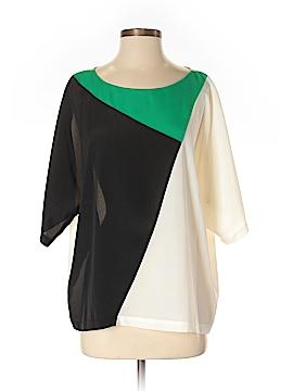 Allen B. by Allen Schwartz 3/4 Sleeve Blouse Size M