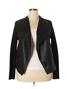 BB Dakota Leather Jacket Size 1X (Plus)