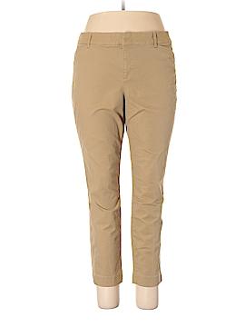 Old Navy Khakis Size 16