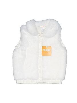 Gymboree Faux Fur Vest Size 3T