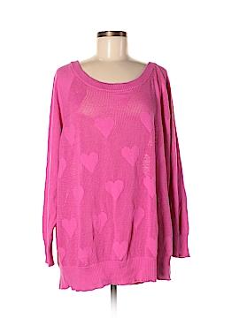 Torrid Pullover Sweater Size 4 (Plus)