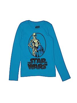 Star Wars Long Sleeve T-Shirt Size 7 - 8