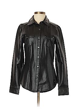 Harley Davidson Long Sleeve Button-Down Shirt Size XS