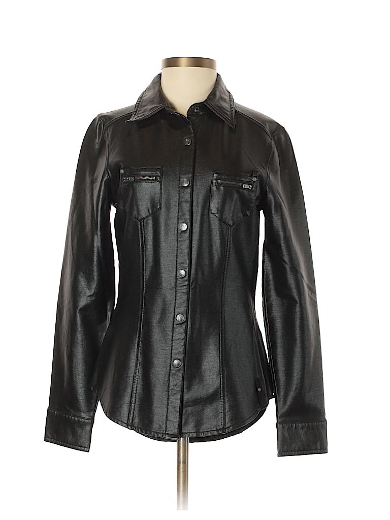 1f38400c2ec Pin it Pin It Button Harley Davidson Women Long Sleeve Button-Down Shirt  Size XS