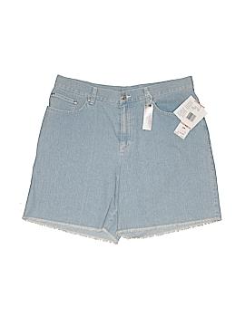Jones New York Sport Denim Shorts Size 12