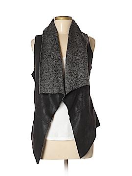 Red 23 Faux Fur Vest Size XS