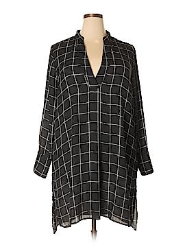 H&M Long Sleeve Blouse Size 20 (Plus)