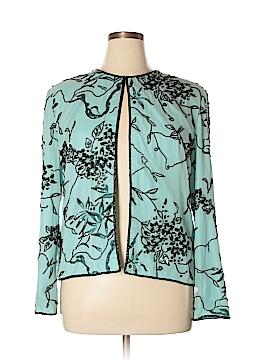 Draper's & Damon's Silk Blazer Size 16