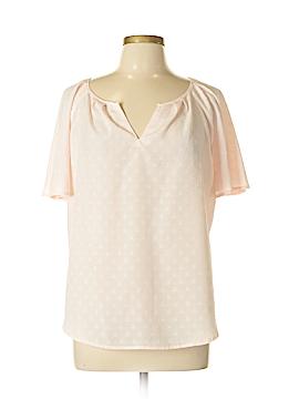 Apt. 9 Short Sleeve Blouse Size XL (Petite)