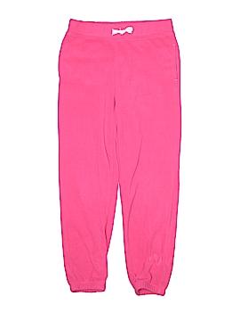 Carter's Fleece Pants Size 8