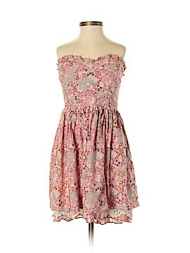 Fumblin' Foe Casual Dress Size S