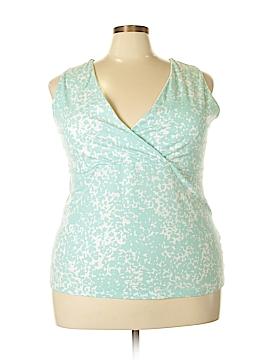Merona Sleeveless Blouse Size 3