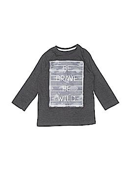 Rebel Long Sleeve T-Shirt Size 3 - 4