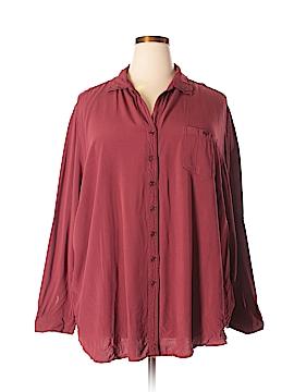 Grand & greene Long Sleeve Blouse Size 3X (Plus)