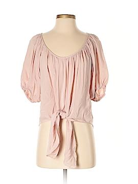 Beulah Short Sleeve Blouse Size Sm - Med