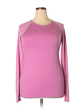 Danskin Now Active T-Shirt Size 20 (Plus)