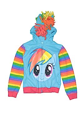 My Little Pony Zip Up Hoodie Size 6X