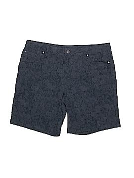 Simply Vera Vera Wang Shorts Size 14