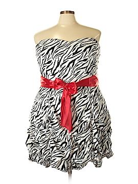 Deb Cocktail Dress Size 24 (Plus)