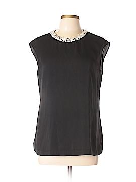 ECI Short Sleeve Blouse Size M