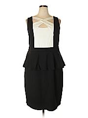 City Chic Women Casual Dress Size 24 Plus (XL) (Plus)