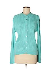 Cape Madras Women Cardigan Size L