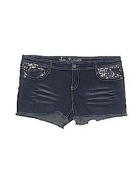 Wall Flower Denim Shorts Size 17