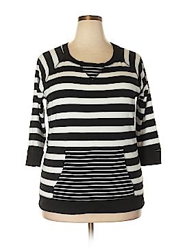 Jones New York Sport Sweatshirt Size 1X (Plus)