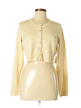 W by Worth Silk Cardigan Size L