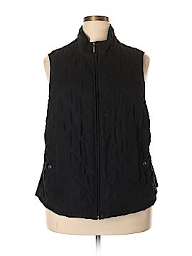 Croft & Barrow Vest Size 2X (Plus)