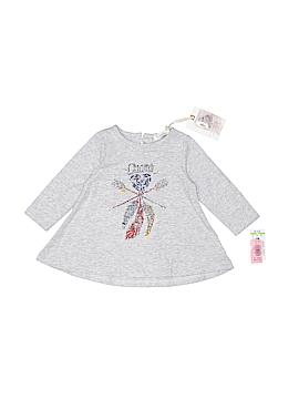 Jessica Simpson Long Sleeve T-Shirt Size 3-6 mo