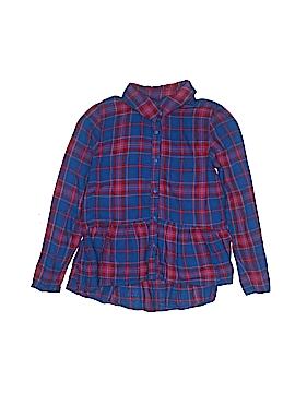 Arizona Jean Company Long Sleeve Blouse Size 7 - 8