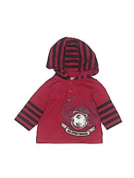 Babyworks Long Sleeve Henley Size 3-6 mo