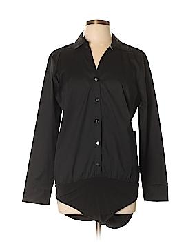 Express Long Sleeve Button-Down Shirt Size XL