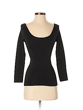 Bebe Long Sleeve T-Shirt Size S (Petite)