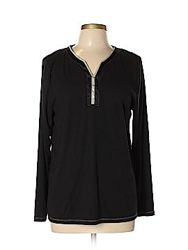 Liz Claiborne Long Sleeve Henley Size XL