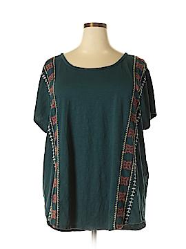 SONOMA life + style Short Sleeve Top Size 3X (Plus)