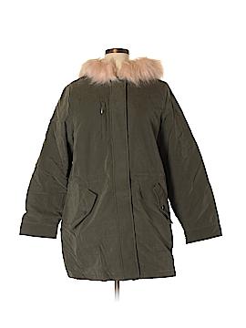 City Chic Coat Size 14 (Plus)