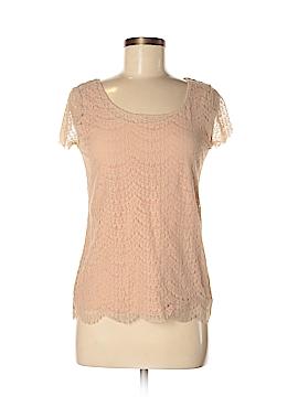 Ann Taylor Factory Short Sleeve Top Size M (Petite)