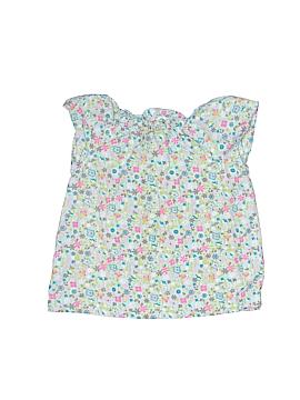 WonderKids Short Sleeve Blouse Size 2T