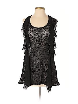 Lily Bleu Sleeveless Top Size S