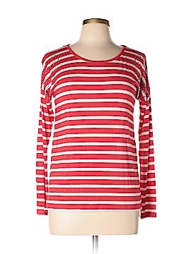 U-Knit Long Sleeve T-Shirt Size S