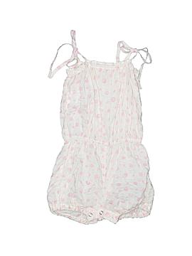 Lucky Wang Short Sleeve Onesie Size 6 mo