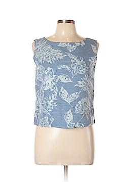 Tommy Bahama Sleeveless Silk Top Size 12