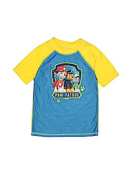 Nickelodeon Rash Guard Size 5T