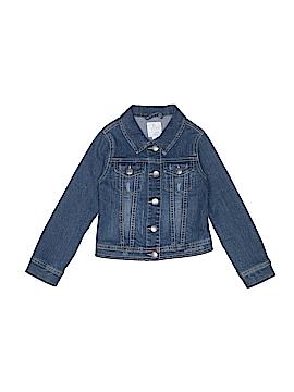The Children's Place Denim Jacket Size 5 - 6