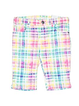 Justice Khaki Shorts Size 12