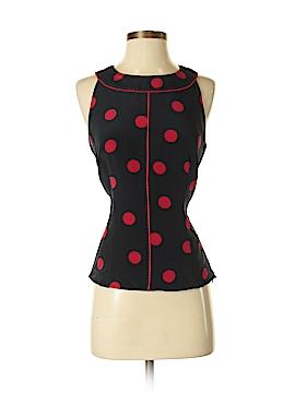 Carlisle Sleeveless Silk Top Size 6