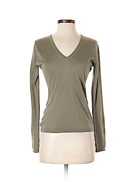 Rene Lezard Silk Pullover Sweater Size S