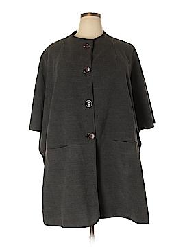 Joan Rivers Poncho Size 2X (Plus)